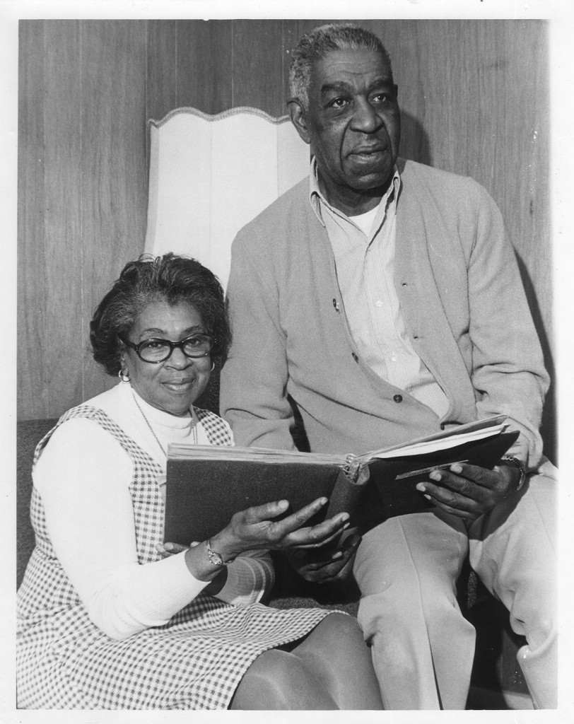 Mr. and Mrs. David Westley McCoy Sr.