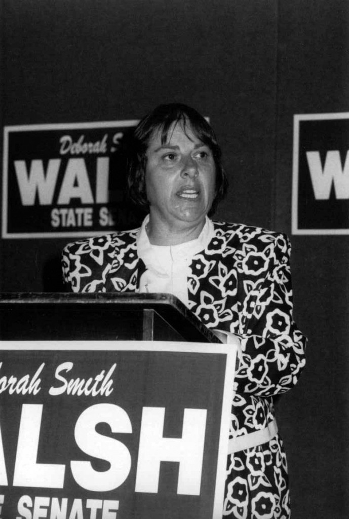 Picture of Deborah Smith-Walsh speaking