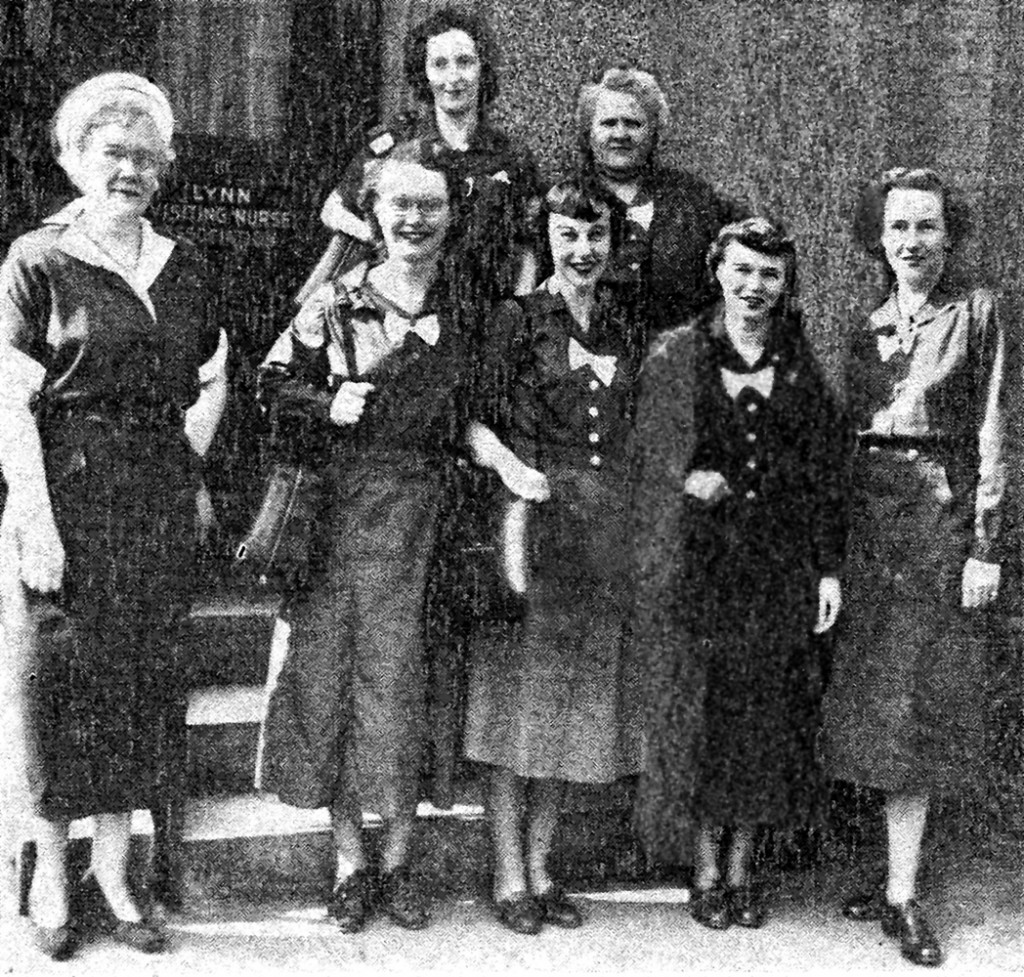 picture of All Care nurses