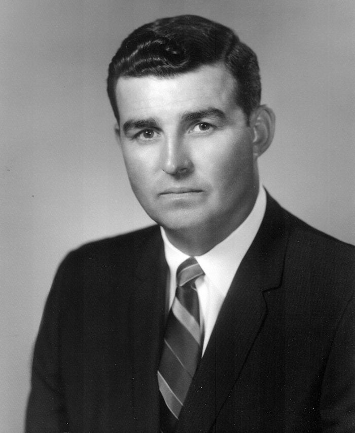 Thomas A. McGovern portart